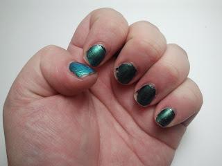 Right Hand Pre-Manicure