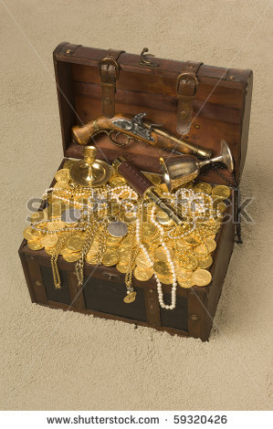 Real pirate treasure found - photo#17