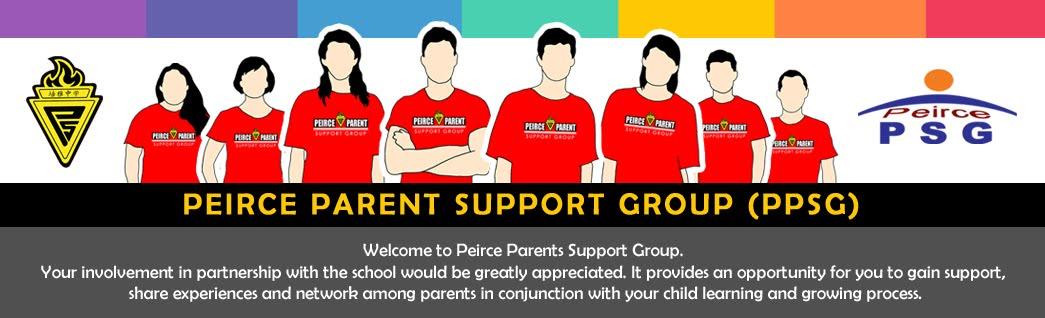 Peirce Sec Parent Support Group ( PPSG )