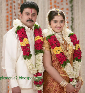 south indian mallu young actress sanusha and dileep hot pic in Mr. Marumakan Film