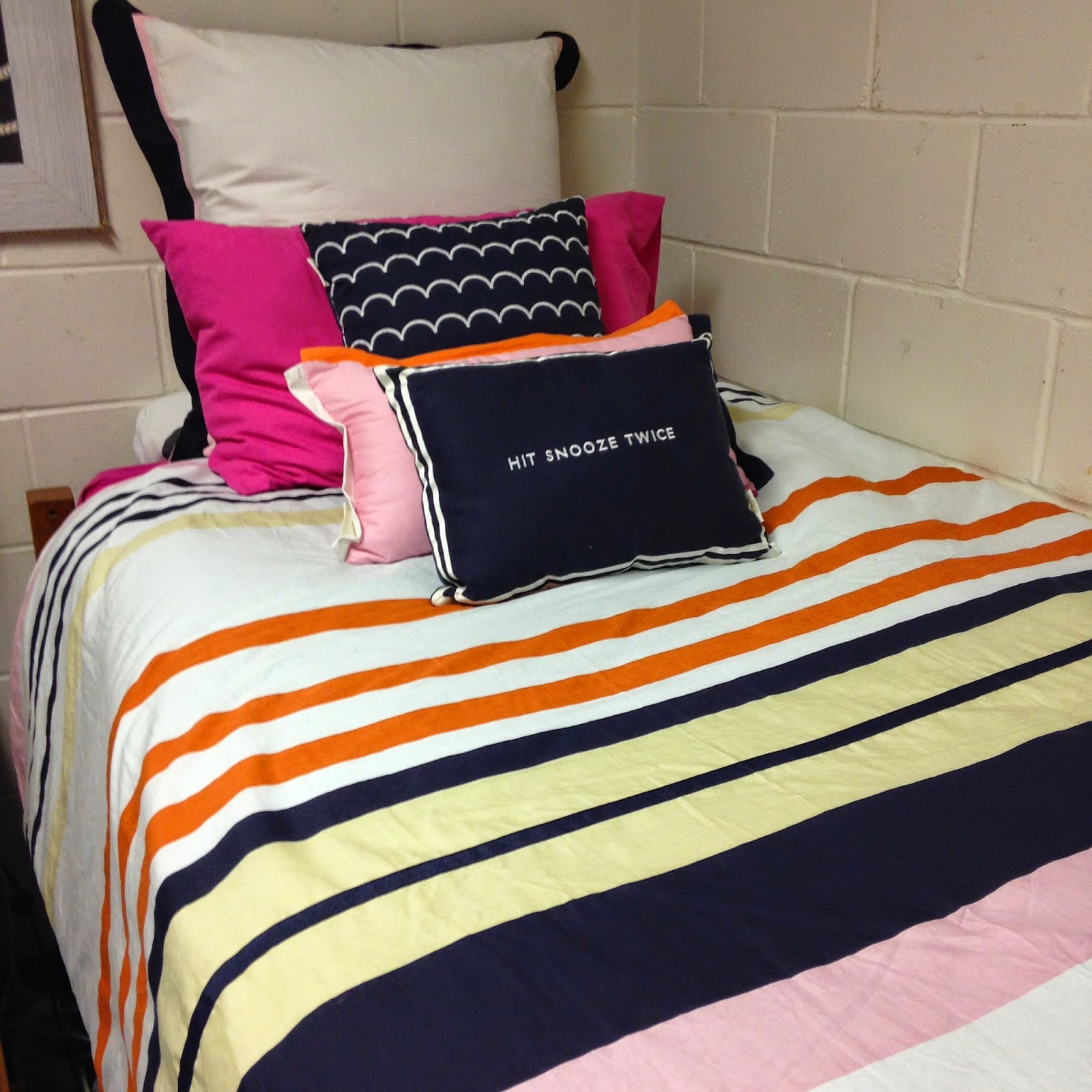 Kate Spade Bedding www.sugarspiceandsparkle,com