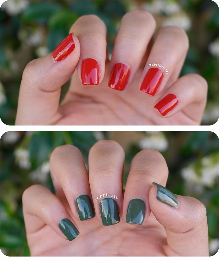 ManiCute | Nail art blog: Pintaúñas VV Shine | Review