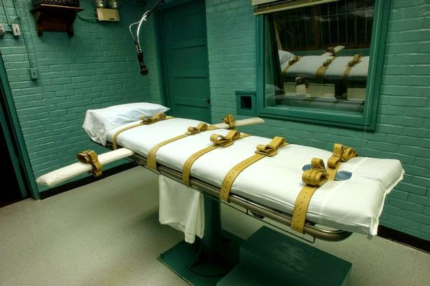 death penalty for the mentally insane Moore arrived on death row in july 1980, and only five of the state's some 250 condemned inmates have been there longer in 1999, an appeals court threw out his death sentence, ruling that the.