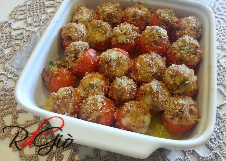pomodorini pachino ripieni