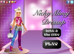 Minijuegos gratis de Barbie