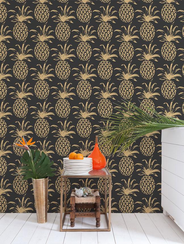 adelphi pineapple wallpaper - photo #21