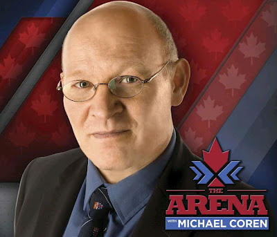 The Arena with Michael Coren