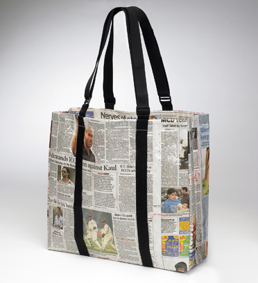 Bag Newspaper