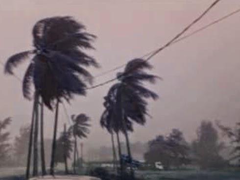 40 buah rumah musnah dilanda ribut di Kepala Batas