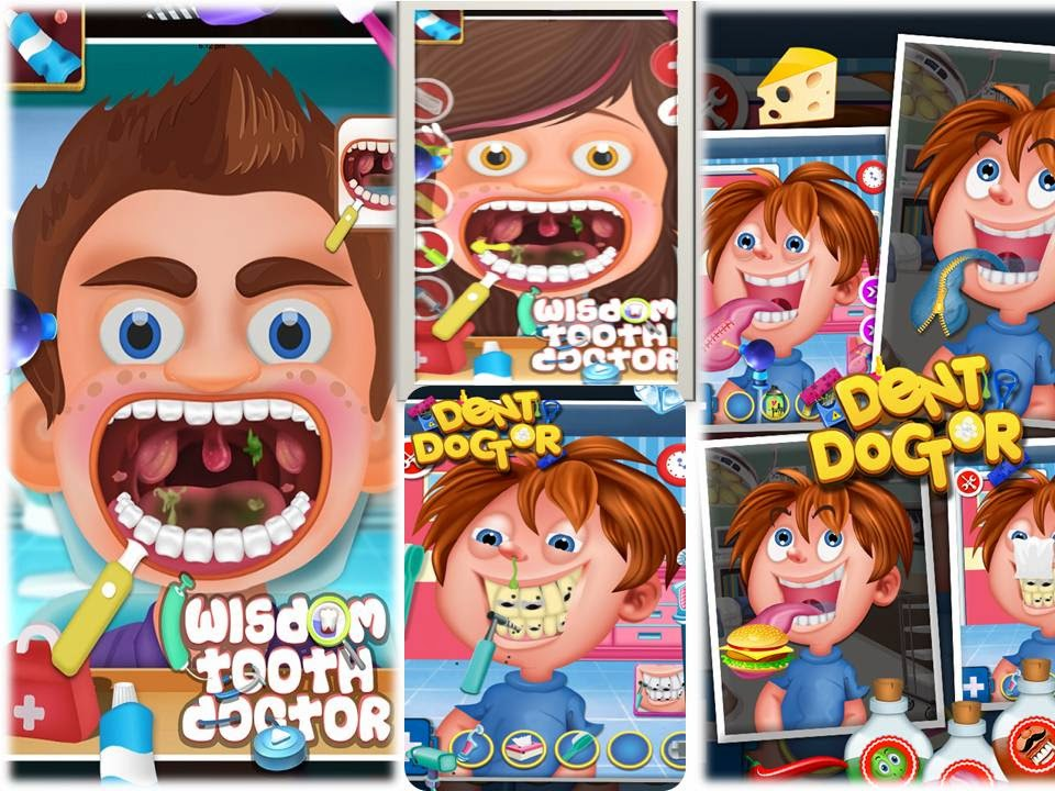 dentist surgery games