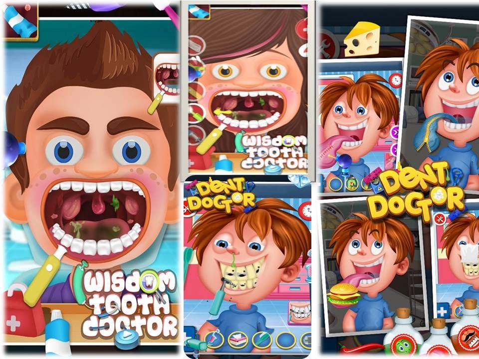dentist surgery games