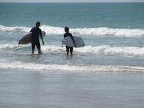 SURF EN EL KAUKI