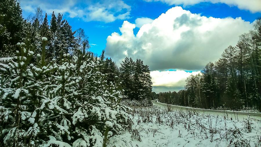 Лучший зимний маршрут