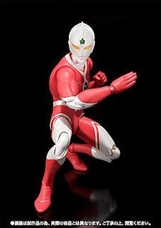 Bandai Ultra-Act Ultraman Jonias Figure - Animated Version