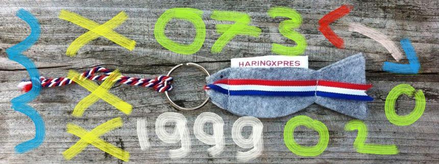 De HaringXpres van 1999