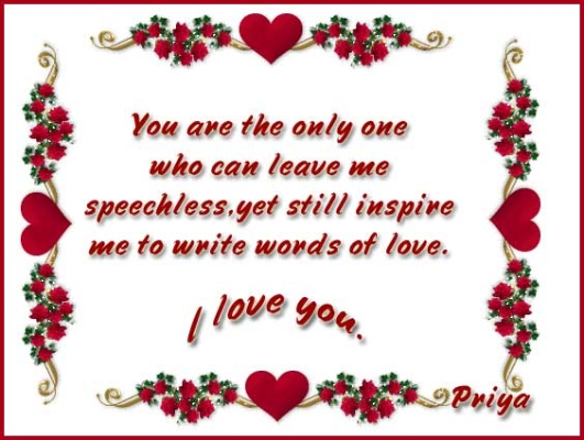 Valentines Day Poems for Free  Free Romantic Poetry