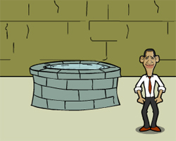 Solucion Obama Crazy Escape Ayuda, Pistas, Guia