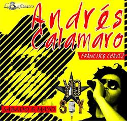 Tributo a Calamaro (Francisco Chavez)
