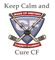 Keep Calm and Cure CF