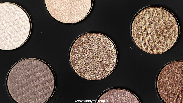 Make Up For Ever - Palette Artist Nude. Palette di ombretti Artist Shadow.