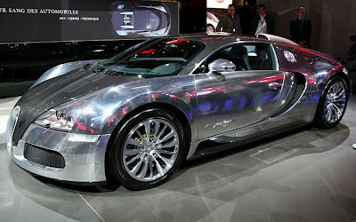 Bugatti Sports Car