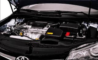 2017 Toyota Camry XSE Specs Engine
