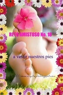 RETO 18 DE ROSMA!!! CUMPLIDO!!