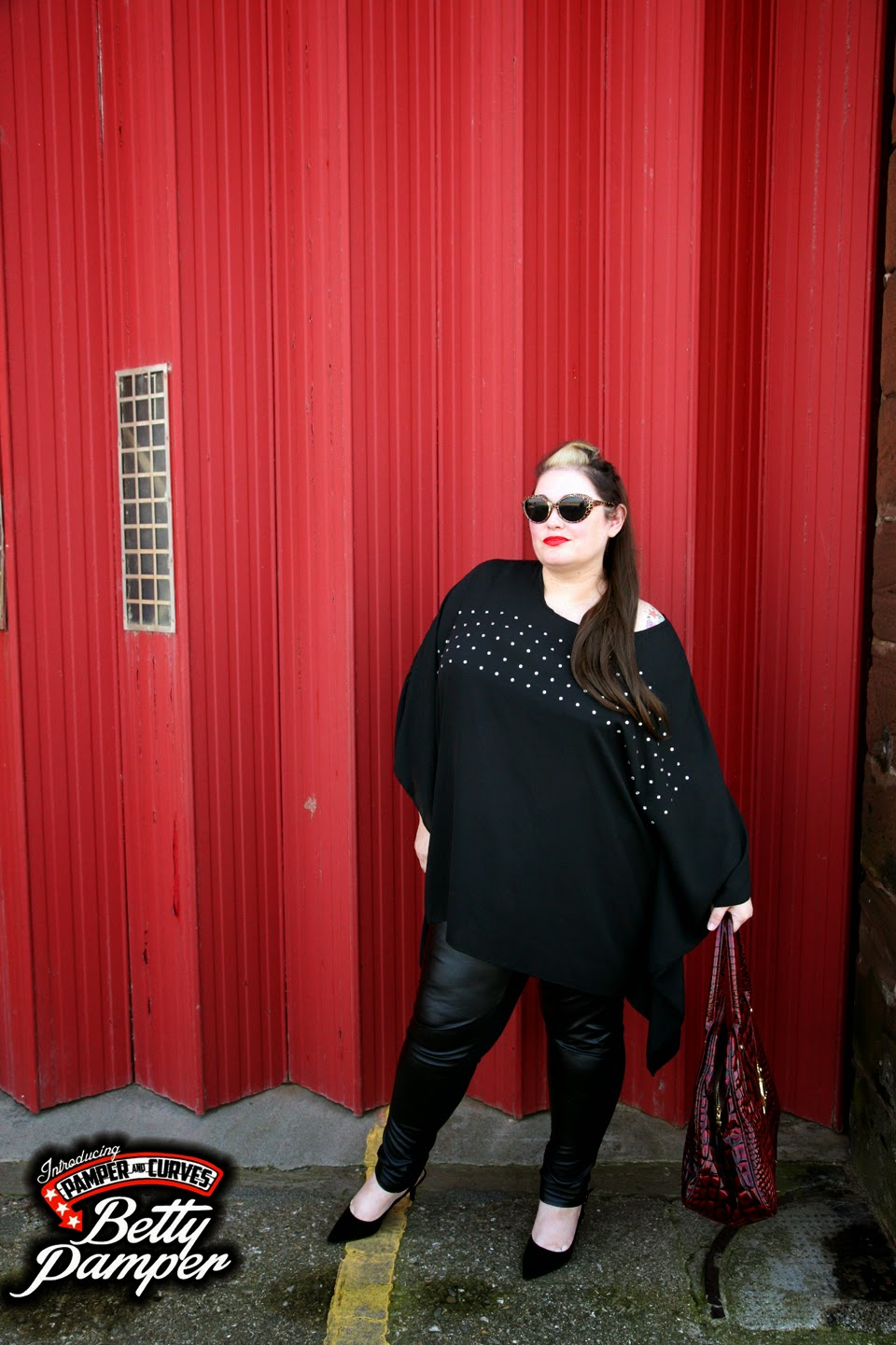 UK plus size blogger