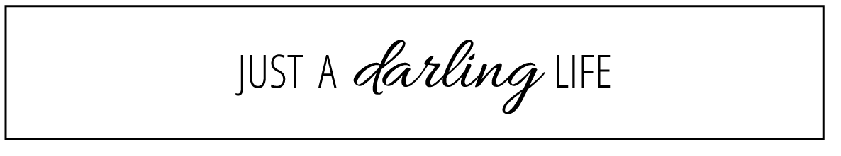 Just A Darling Life