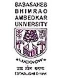 Babasaheb Bhimrao Ambedkar University-Facultyplus