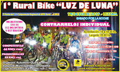 1º RURAL BIKE LUZ DE LUNA