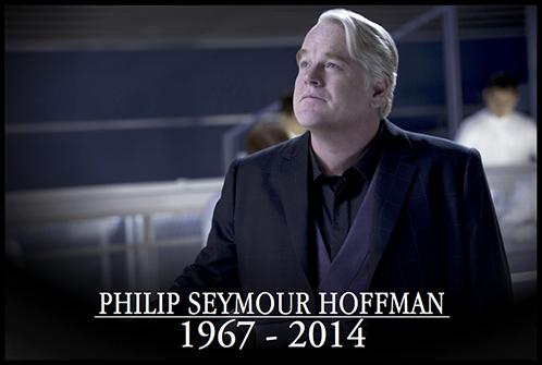R.I.P. Philip Seymour Hoffman, 1967-2014