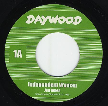 Jan Jones Independent Woman