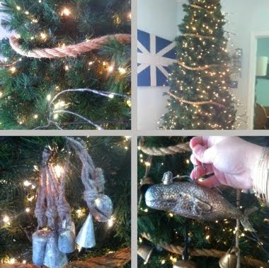 how to guide for nautical Christams tree