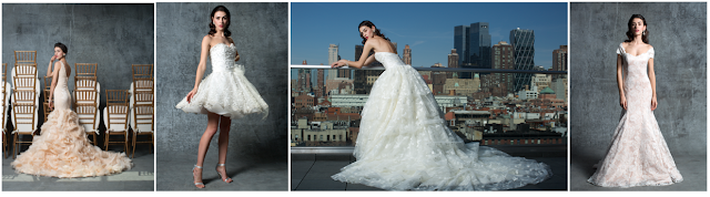 Isabelle Armstrong Bridal 2016