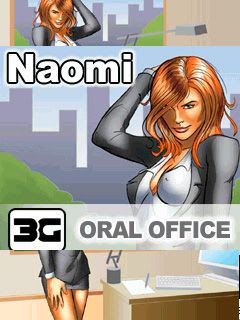Screenshots of the Naomi: Oral office for java mobile, phone.