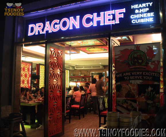 dragon chef chinese restaurant
