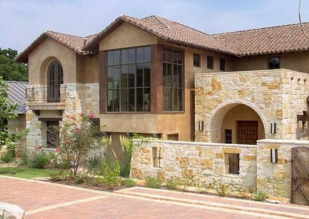 fachadas de piedra fachadas de casas de piedra modernas