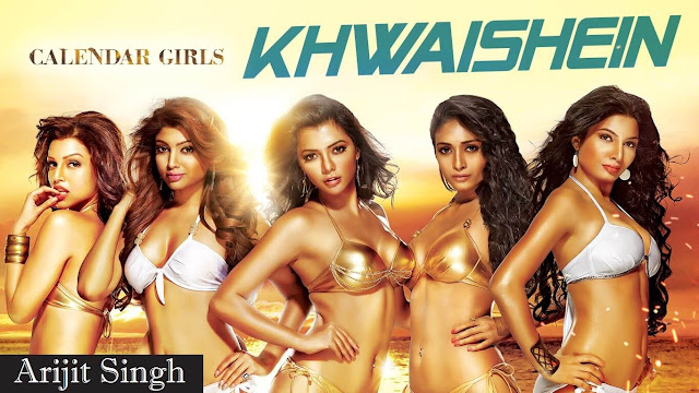 Khwaishein Guitar CHORDS + STRUMMING Arijit Singh | Calendar Girls