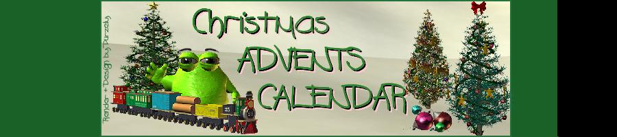 ChristmasAdventsCalendar