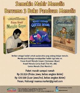 Paket Murah untuk Penulis