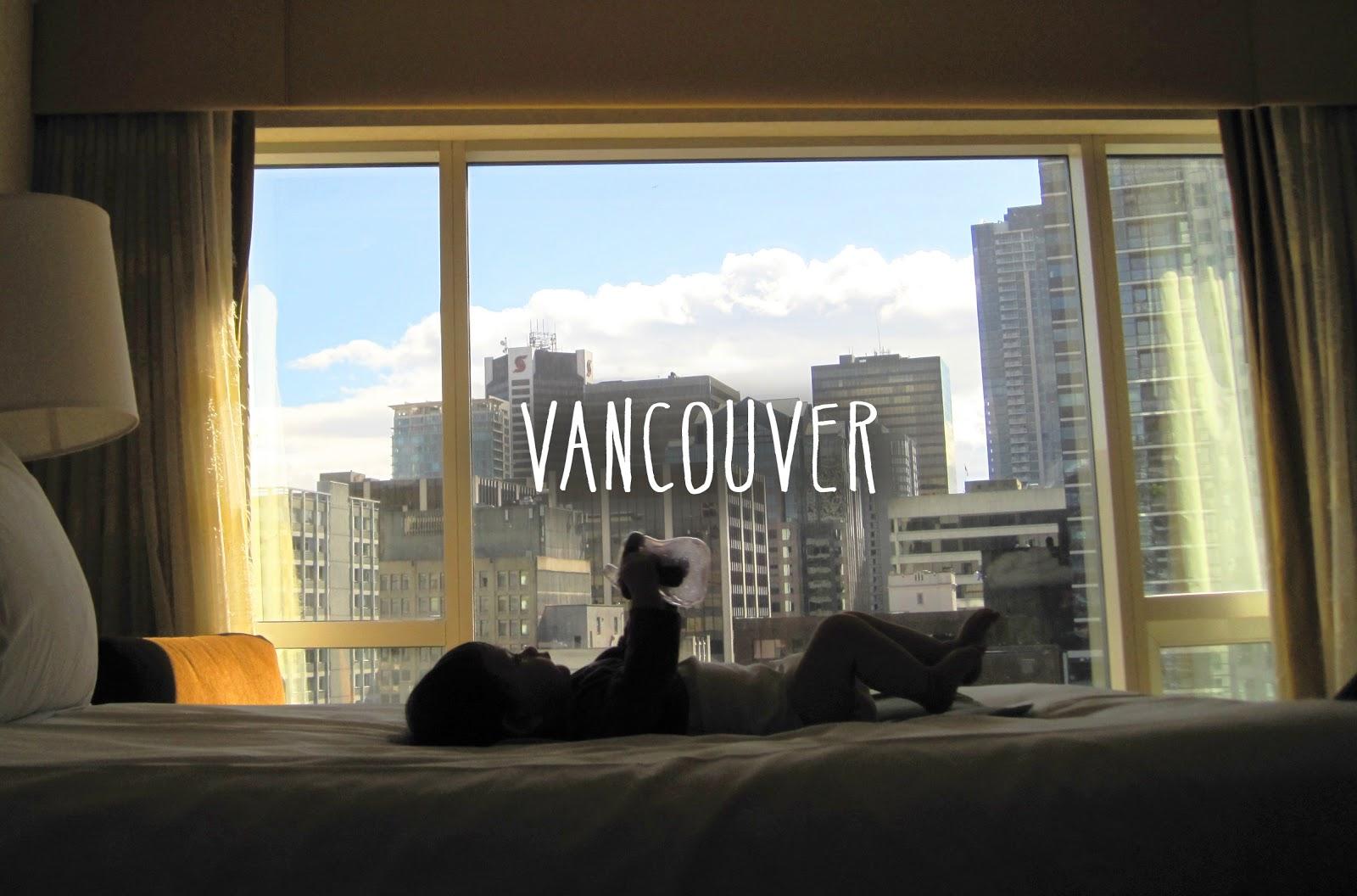 Finn in Vancouver