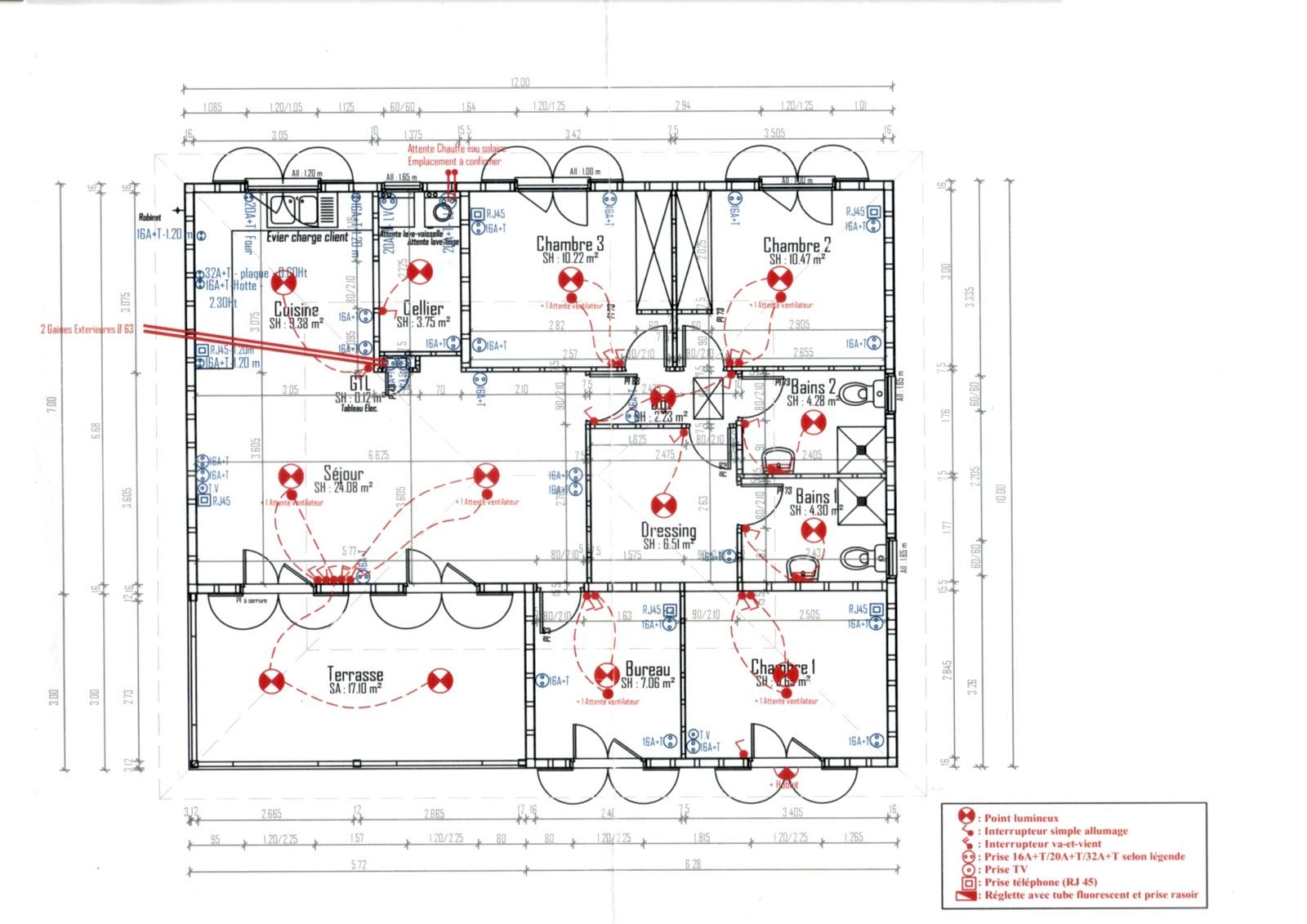 construire maison cr ole en martinique les plans. Black Bedroom Furniture Sets. Home Design Ideas