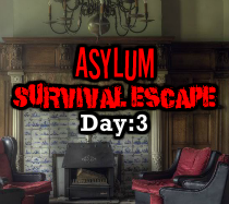 Juegos de escapar Asylum Survival Escape Day 3