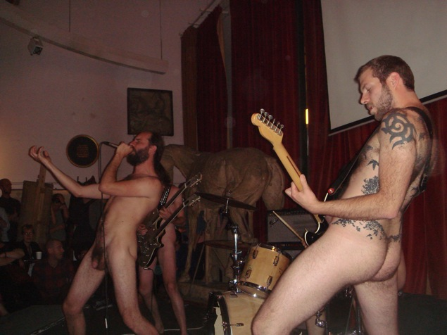 Pity, that Women in rock bands nude think, that