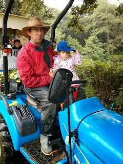 farmer nick drive tractor
