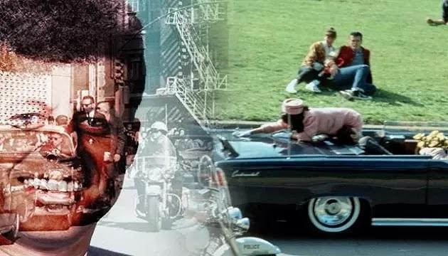 Ποιος δολοφόνησε τον Κένεντι; ΝΕΑ ΣΤΟΙΧΕΙΑ ΚΑΙ ΜΑΡΤΥΡΙΕΣ-ΦΩΤΙΑ ΓΙΑ ΤΟΝ ΘΑΝΑΤΟ ΤΟΥ 35ου ΠΡΟΕΔΡΟΥ ΤΩΝ ΗΠΑ