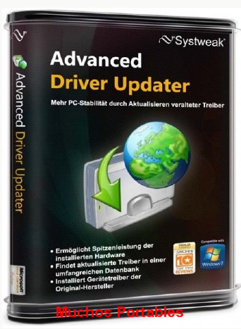 Advanced Driver Updater Portable