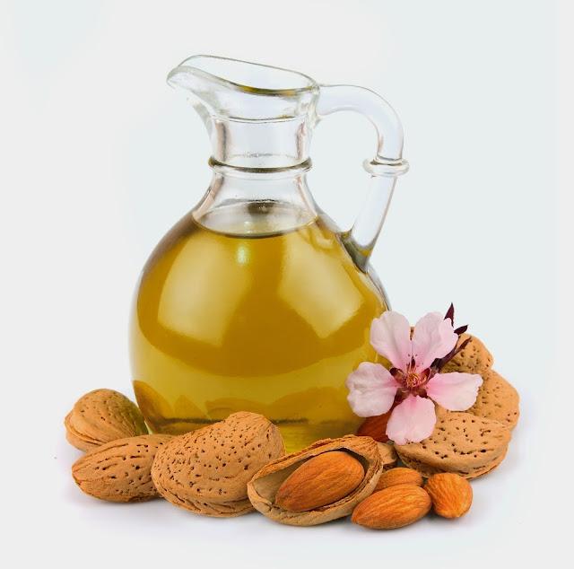 aceite de almendras para la piel seca