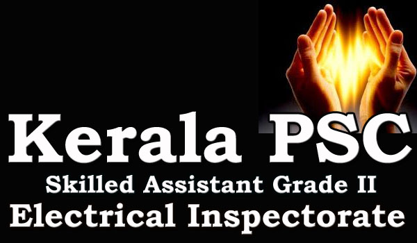 Previous Questions - Skilled Assistant Grade II - Electrical Inspectorate